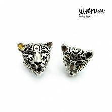 Zobacz zdjęcie pierścionek srebrny gepard