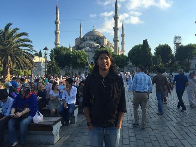 Kenangan Masa Kecil Bawa Lelaki Ini 'Travel By Land' 6 Bulan Dari Malaysia Ke Eropah