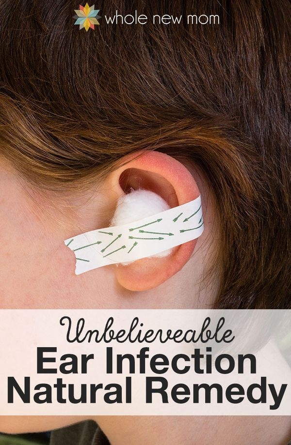 Unbelieveable & CHEAP Natural Ear Infection Remedy