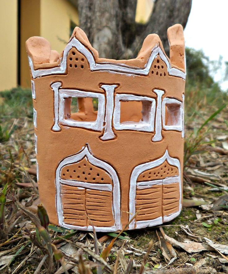 Una casa a San'a... Le case di pan di zenzero.