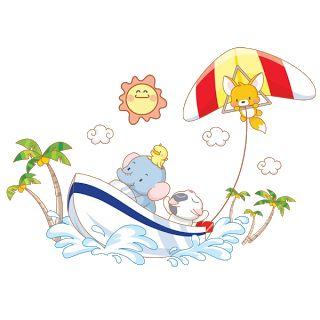 Nursery Animals - Cartoon Animals Homepage