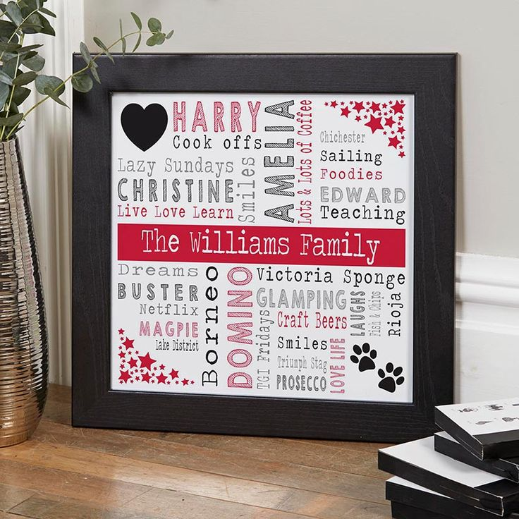 Beautiful 💕Personalised Word Art Prints & Canvases. Easy to Create & Preview On Screen Before You Buy. A perfect gift for any occasion. From £14.99 with Fast Free Delivery. Design & order yours at www.chatterboxwalls.co.uk?utm_content=buffer3e396&utm_medium=social&utm_source=pinterest.com&utm_campaign=buffer