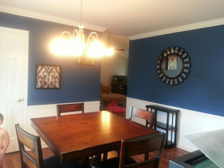 Sherwin Williams Endless Sea Dining Room Color And Decor