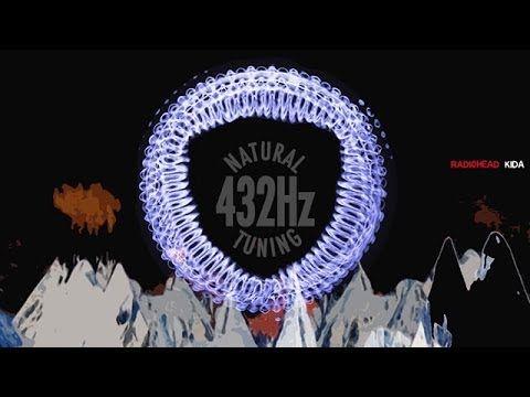 Radiohead - Kid A (full album) A4=432Hz
