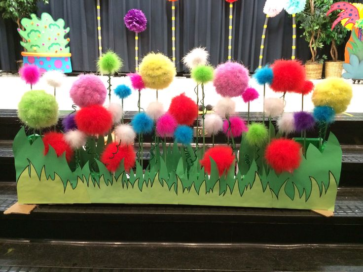 Seussical - clover patch