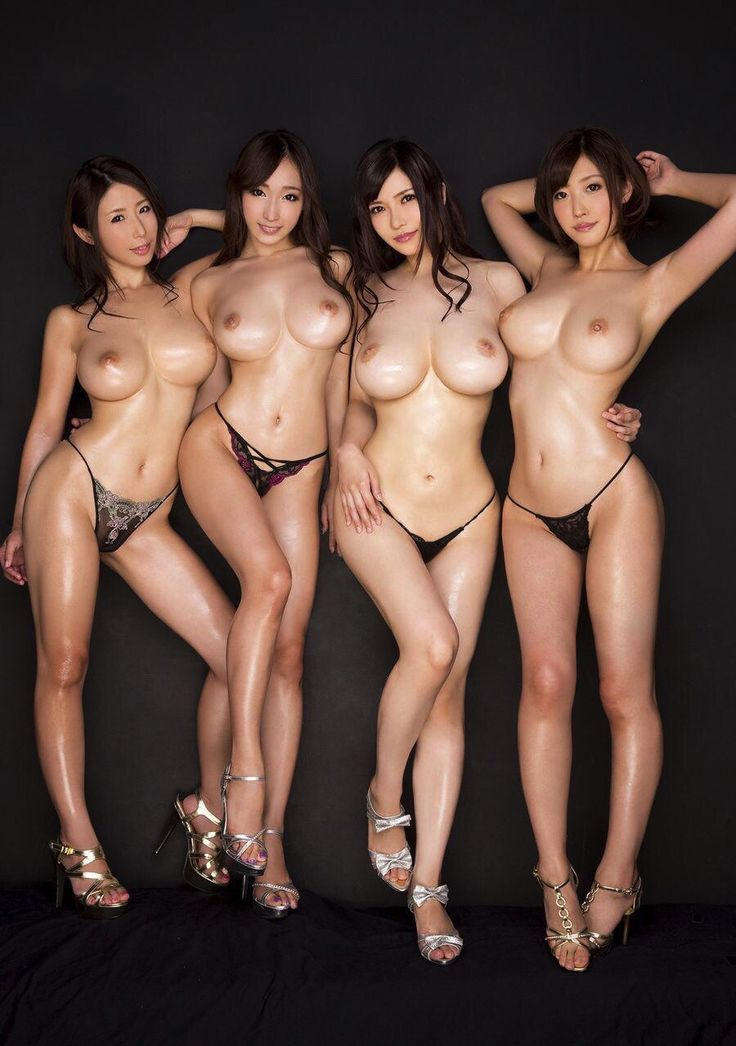 Groups booties naked, exotic girl dancers group