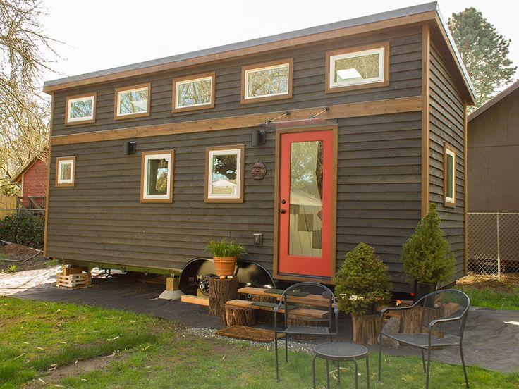 Best 25 Tiny House Exterior Wheels Ideas On Pinterest