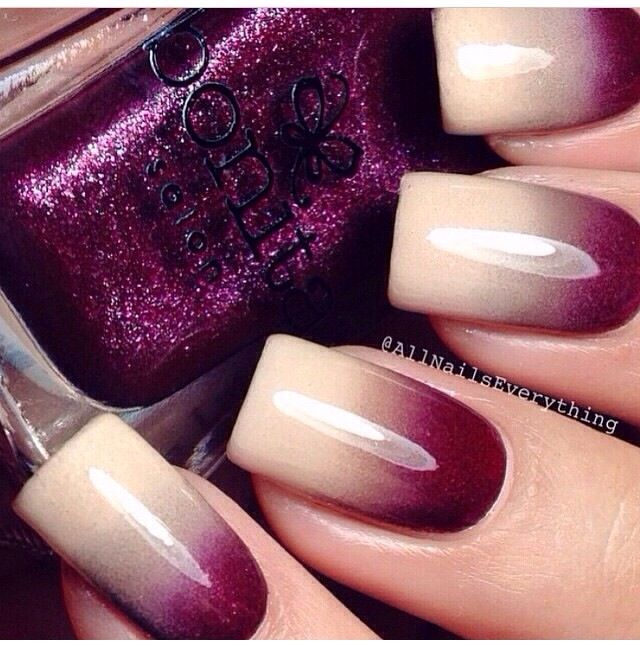 Nail Color Fade The Best Inspiration For Design And Color Of The Nails