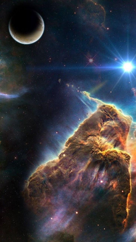 Nebula IPhone 6 Wallpaper HD 8410