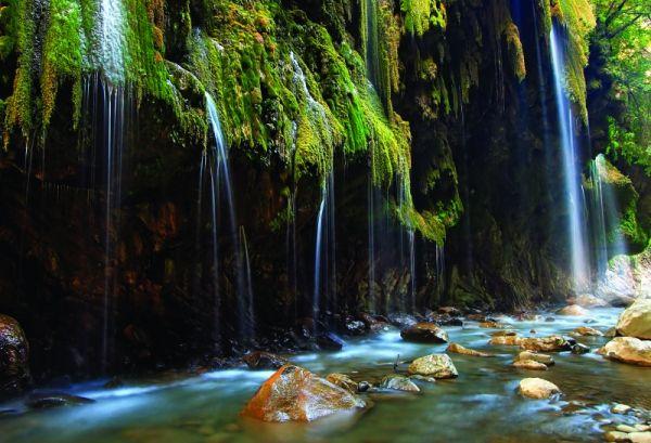 """Εκεί που """"Πάντα βρέχει""""  Evritania, Greece"""