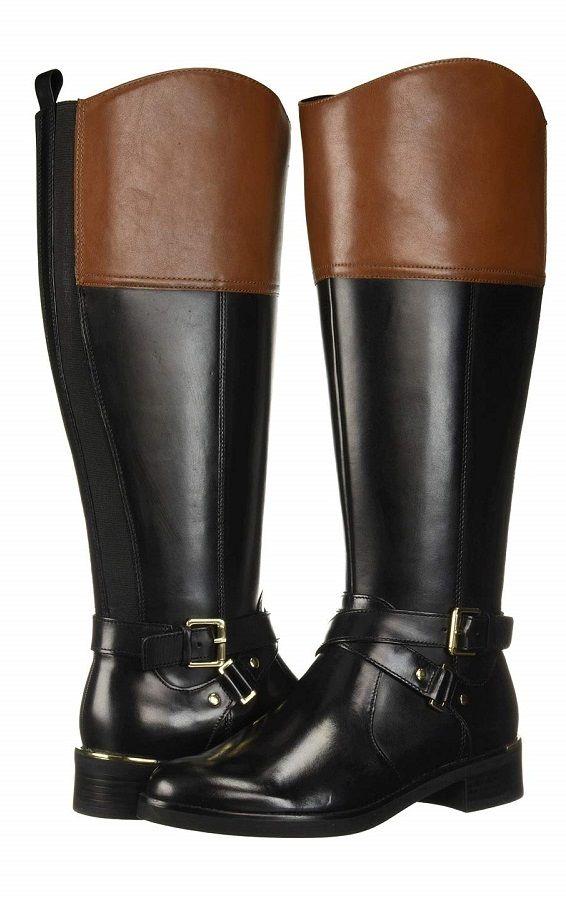 Women's Extra Wide Calf Knee High