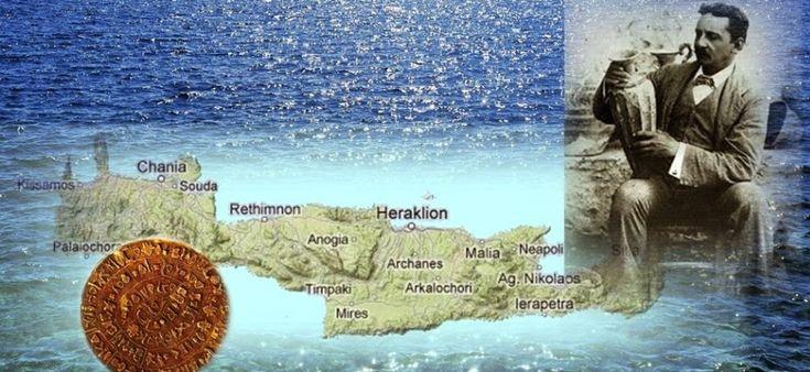 Ο ΜΥΘΟΣ ΚΑΤΑΡΡΕΕΙ! Οι Φοίνικες πήραν το αλφάβητο απο τους αρχαίους Κρήτες