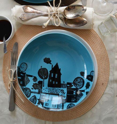 159**Okolo města-hluboký talíř