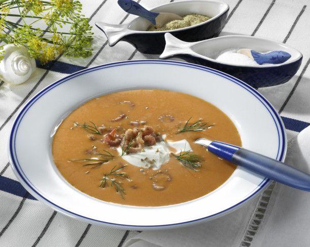 Unser beliebtes Rezept für Friesische Krabbensuppe und mehr als 55.000 weitere kostenlose Rezepte auf LECKER.de.