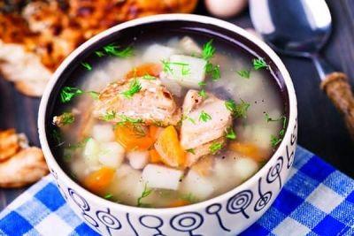 Ciorbă de peşte cu orez (reţete româneşti pe gustul tău) http://www.antenasatelor.ro/curiozit%C4%83%C5%A3i/tehnologie/8591-ciorba-de-peste-cu-orez-retete-romanesti-pe-gustul-tau.html