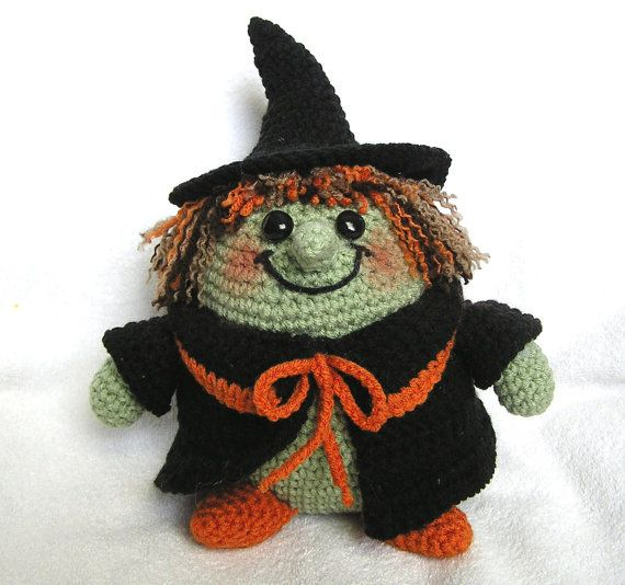 Hey, I found this really awesome Etsy listing at https://www.etsy.com/listing/83168710/pudgy-witch-pdf-crochet-pattern