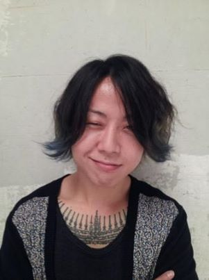 Tomoya - precious drummer of One Ok Rock