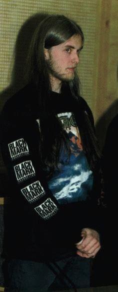 Varg Vikernes aka Count Grishnackh