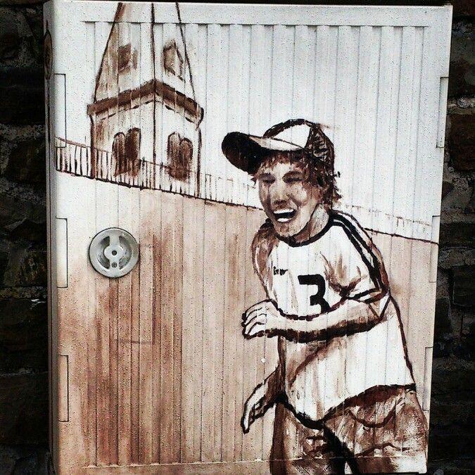 Street Art in Altenkirchen