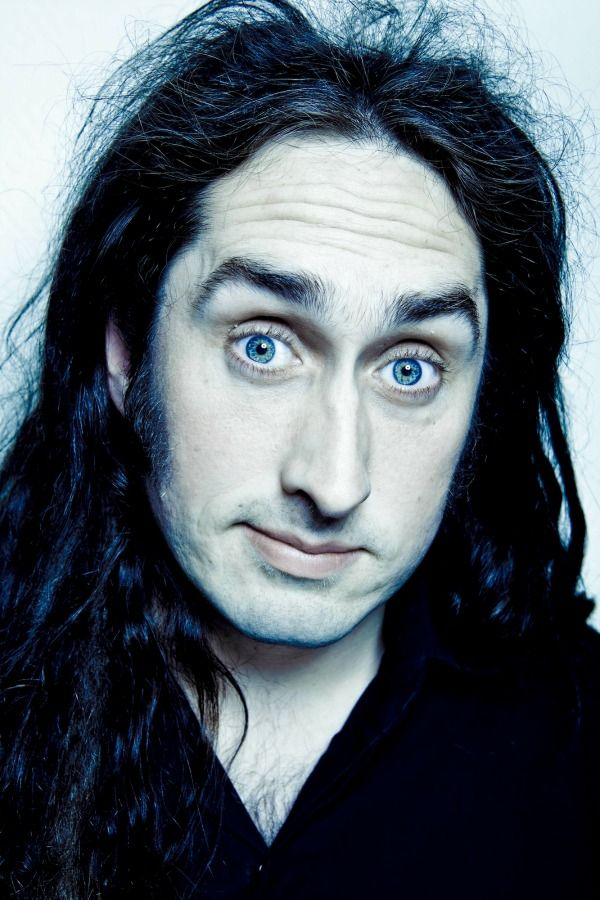 Stand-up comedian/actor Ross Noble (Stitches, Nails). Read more: http://www.celluloiddiaries.com/2017/03/bifff-2017-panel-discussions.html (stand-up performance artist, stand-up comedy, actor, Stitches, Nails, Fizzy Logic, Nonsensory Overload, Ross Noble)