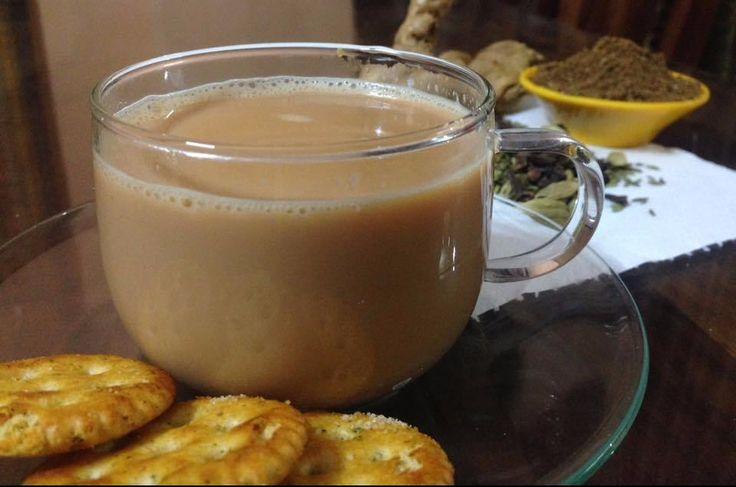 Masala Milk Tea - My Favorite Beverage