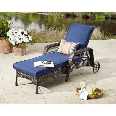 161 best images about for the home outdoors not gardens for Better homes and gardens chaise lounge