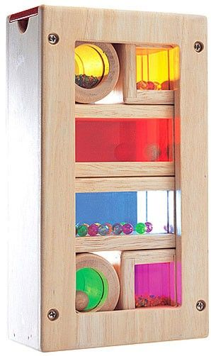 Wonderworld - Rainbow Sound Blocks  Gorgeous blocks that would engage adults and children  #entropywishlist #pintowin