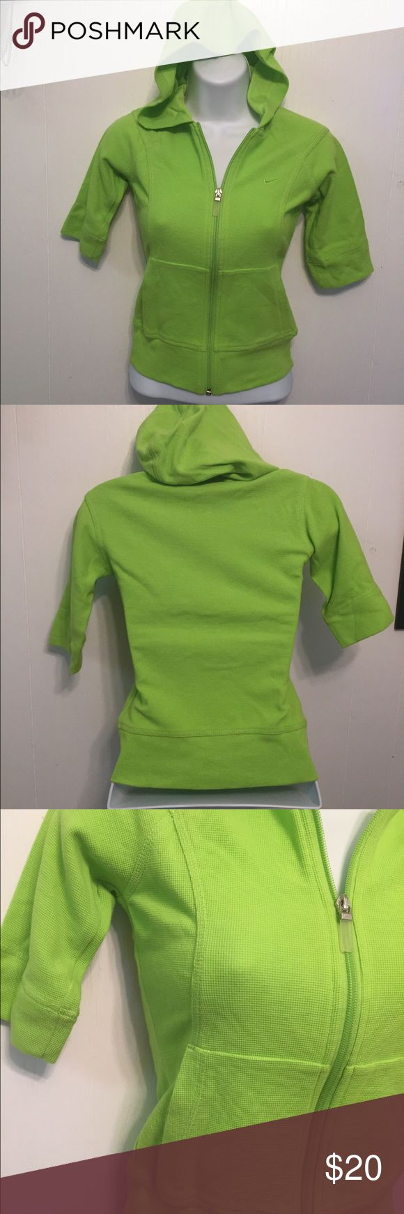 Nike winterjacke were hooded