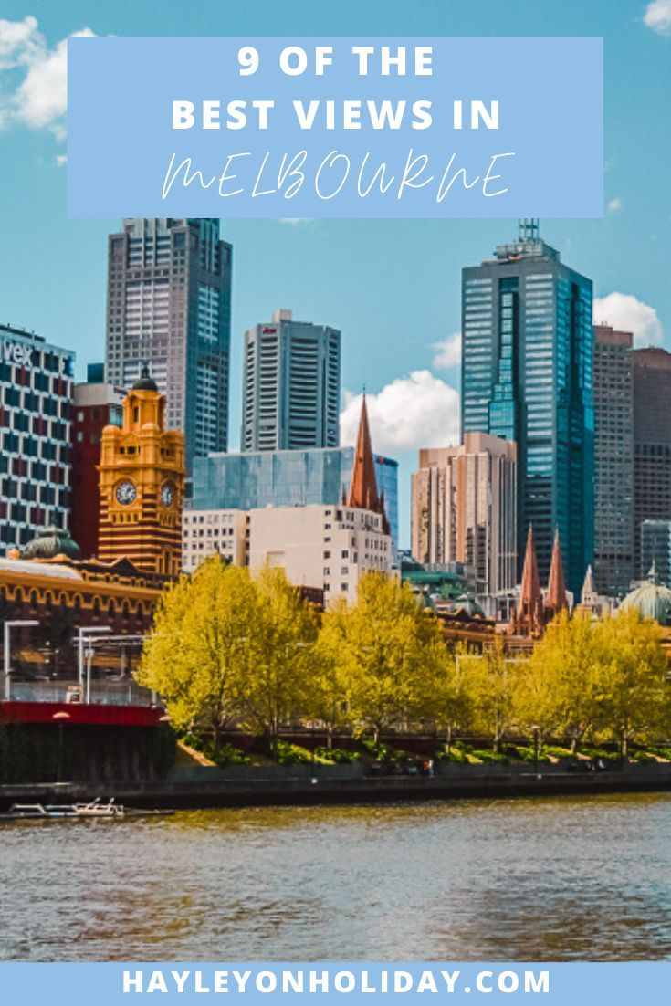 Melbourne Skyline 9 Of The Best Day And Night Views In Melbourne Melbourne Skyline Melbourne Travel Visit Melbourne