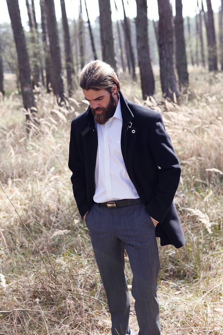 Alain Delon Fashion fall/winter 2016 - Clothes: Alain Delon Fashion, Photo: Lukas Kimlicka, Model: Filip Sebo