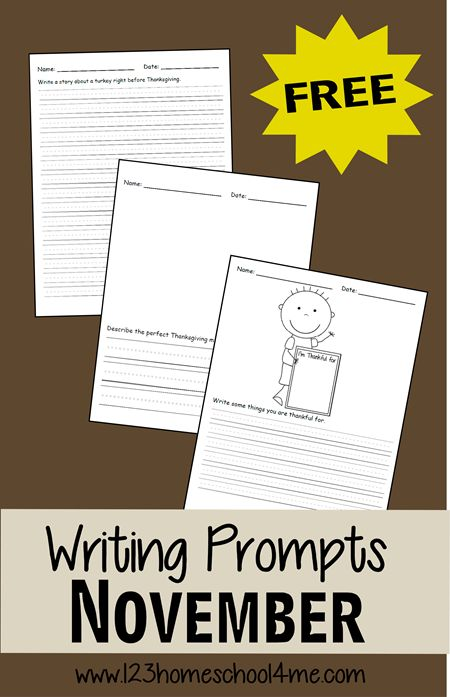 thanksgiving writing topics Use this large list of thanksgiving and november writing prompts to help you  create some fun journal writing topics for november for your elementary school.