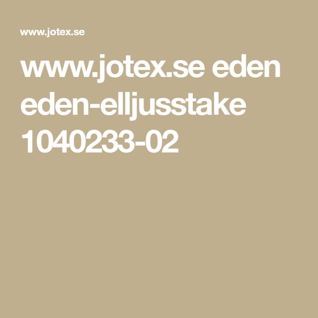 www.jotex.se eden eden-elljusstake 1040233-02