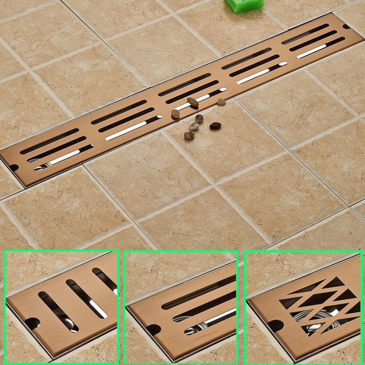 $43.09 | 70 CM | Buy linear drains for showers | Linear Drain | drain | popup drain | Floor Drain | floor drains bathroom | floor drains kitchen | floor drain ideas | Water Drain | Drain Deodorizer