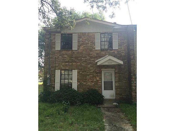 Casa geminada (townhouse)/Casa de fila à venda 4339 PERLITA ST New Orleans, Louisiana, EUA with 3 Dormitórios 2 Banheiros