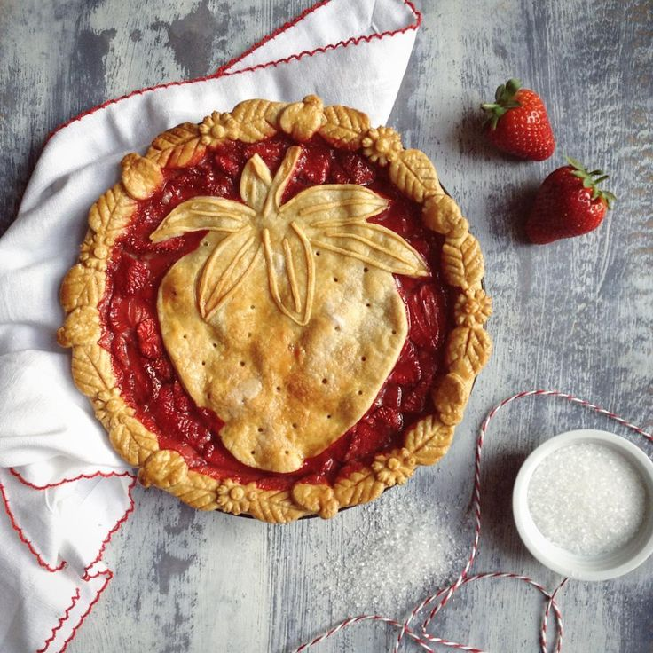 138 best Pastry Crimping & Pie Decoration ◍◉❂◎⊛ images on ...