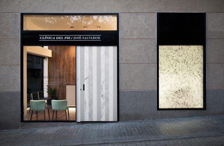 estudiHac transform clinica del pie medical center - designboom | architecture