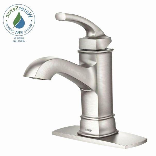 Moen Faucet Shower Moen Bathroom Sink Faucets Home Depot Stuck