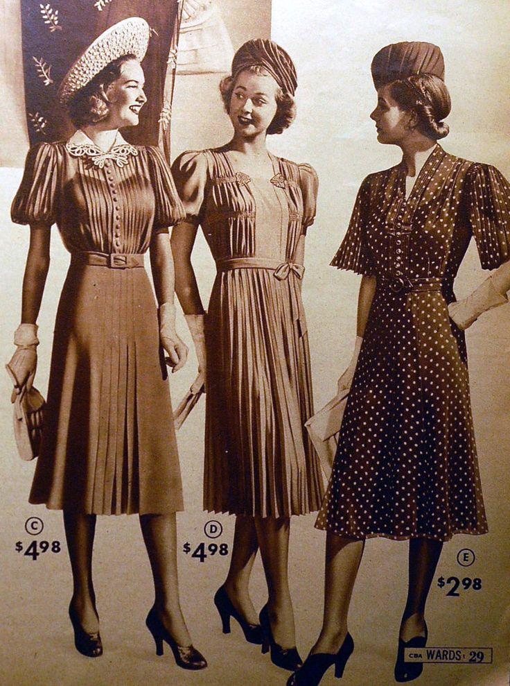 Best 25 1930s Women 39 S Fashion Ideas On Pinterest Women