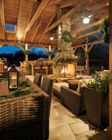Outdoor living spaces extend your entertaining options and for Cost of outdoor living space