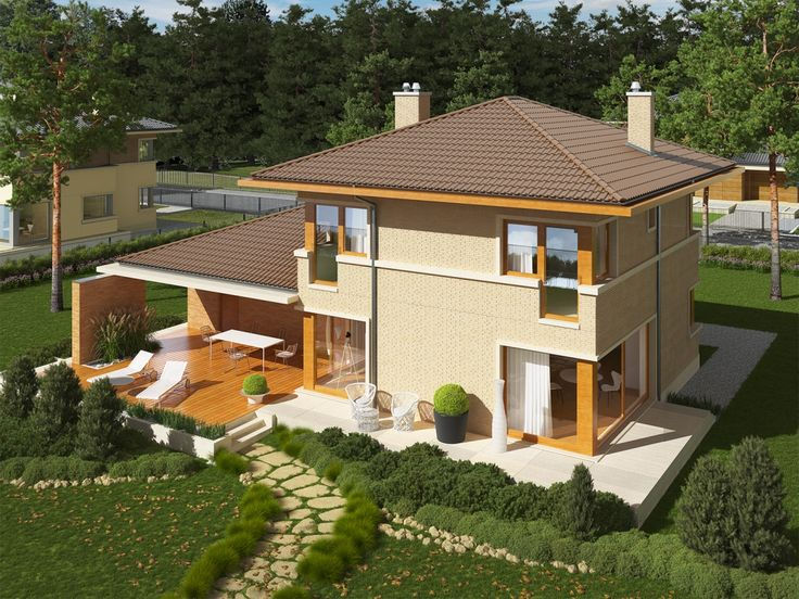 Classic Two Storey Home 1