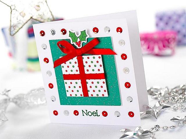Idea for Christmas cards