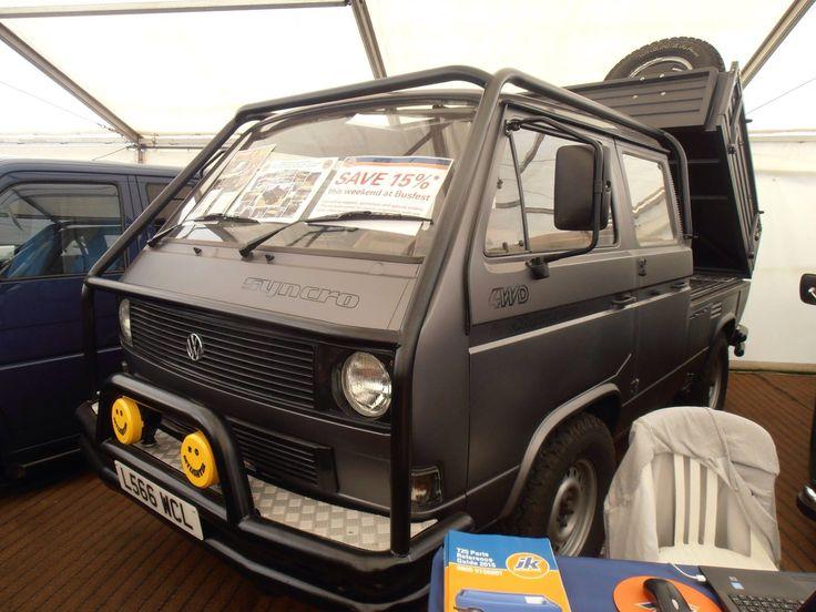 volkswagen t25 syncro vanagon t3 doka vw t3 doka. Black Bedroom Furniture Sets. Home Design Ideas