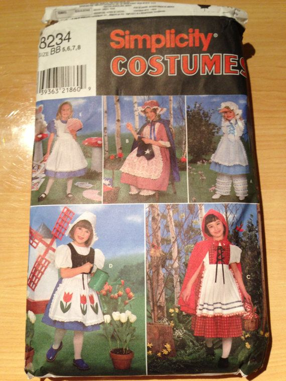 72 best Costume Sewing Patterns images on Pinterest | Kostümmuster ...