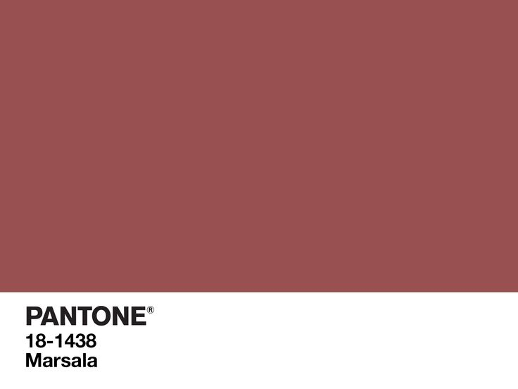 Pantone of the year 2015