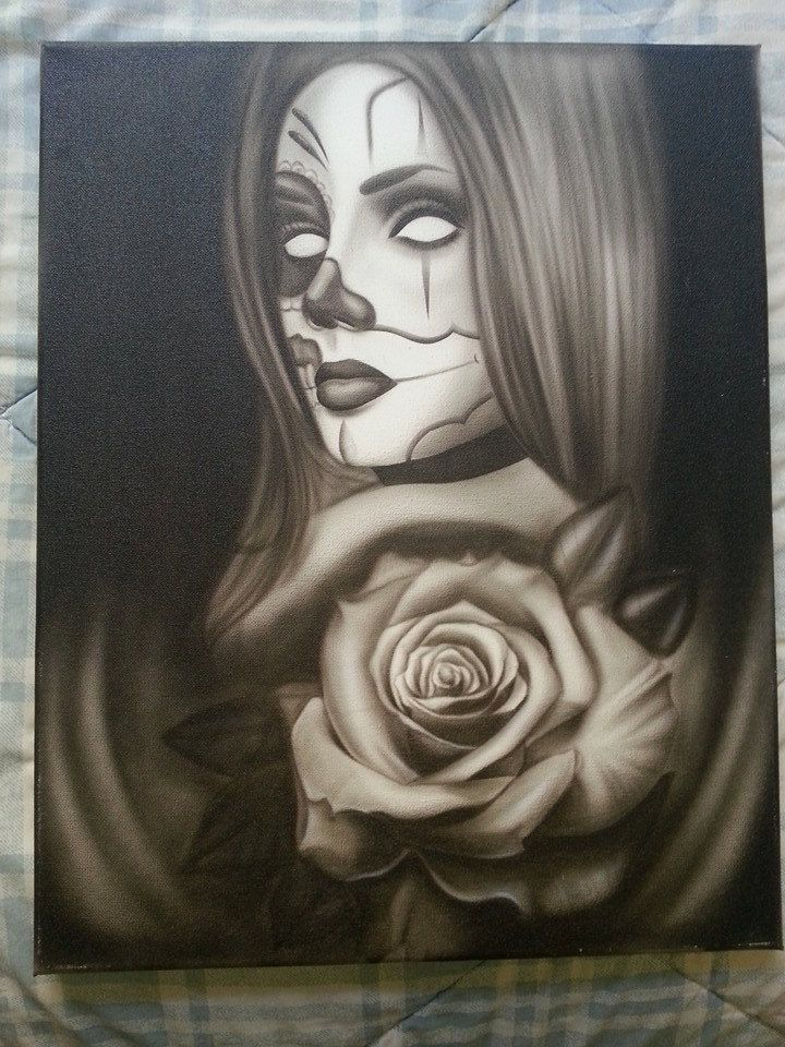399 best images about jhonny on pinterest for Chicano clown girl tattoos