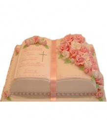 confirmation cake | Traditional Confirmation Cake