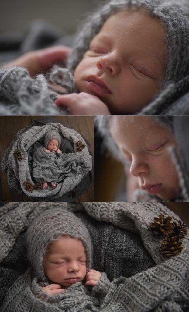 Nyföddfotografering med Fotograf Maria Lindberg. Newborn photography by Swedish photographer Maria Lindberg. Newborn props. Newborn poses. Newborn session studio photo. www.fotografmarialindberg.se