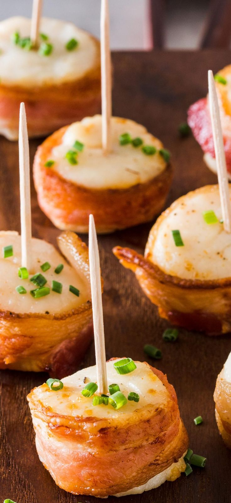 Broiled Bacon-Wrapped Sea Scallops. Balancing flavor and ensuring each component is cooked to perfection can be a real challenge.