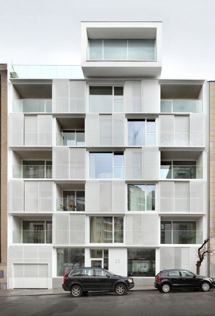 Les Courses/ MDW Architecture