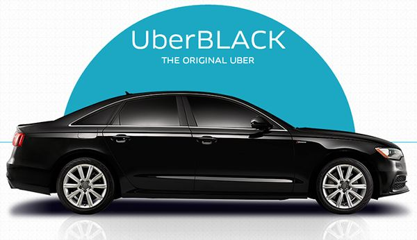 Uber Black Car requirements and information for drivers who want to drive commercial with Uber.